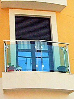 Inoxsistem Cierre de Balcón